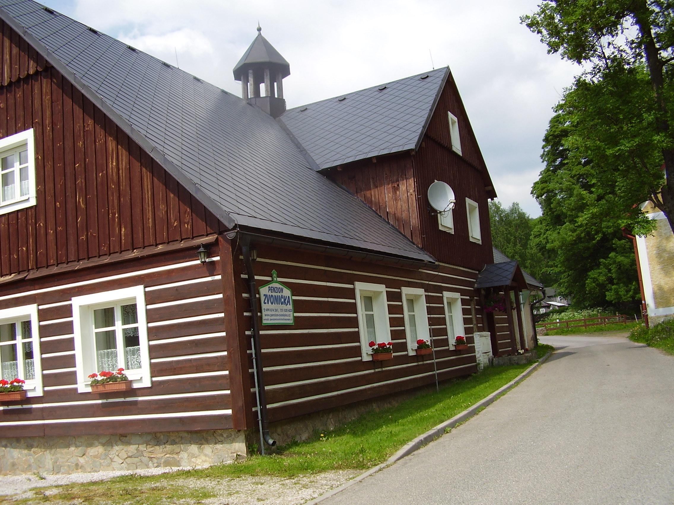Penzion Zvonička